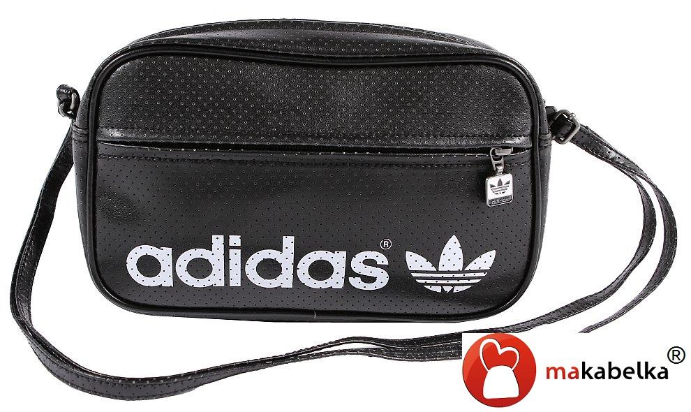 4a6faaa34e Dámská kabelka Adidas Originals černá