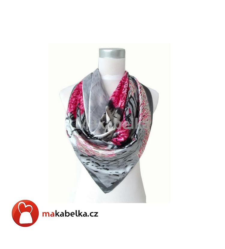 1502c0c7e Krásný šátek na krk Valerie | Makabelka - srdcová záležitost každé ženy.